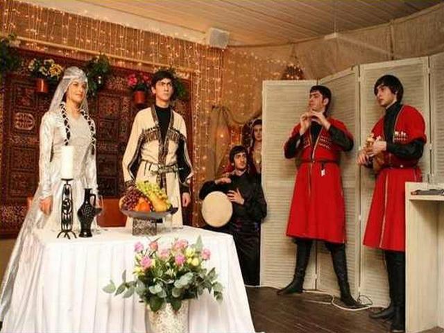 kavkazskaya svadba13 Регионы Кавказа