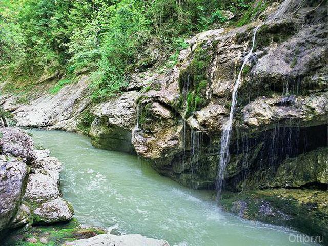 waterproof Гуамское ущелье