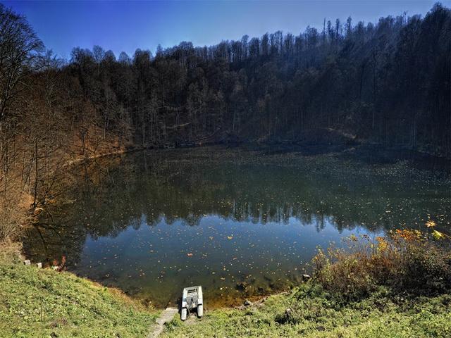 Sekretnoe ozero Голубые озера Кабардино Балкарии