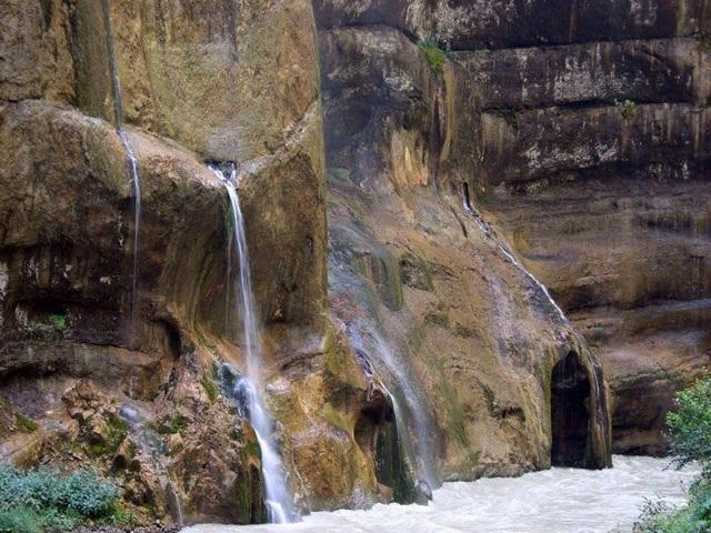 chegemskie vodopady3 Чегемские водопады