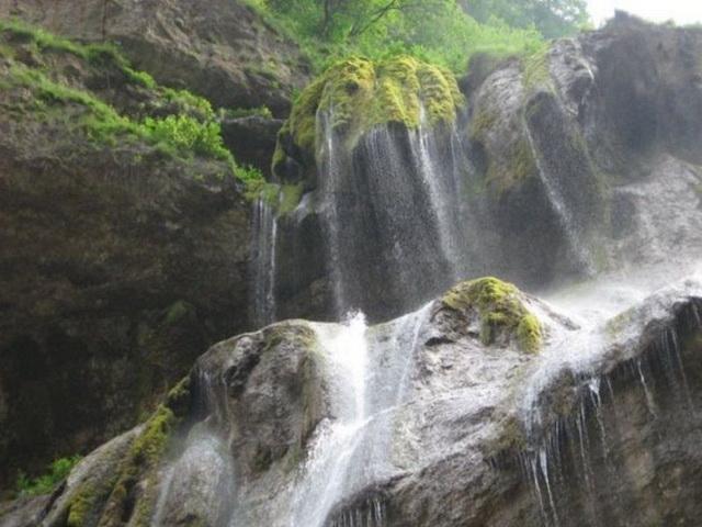 chegemskie vodopady4 Чегемские водопады