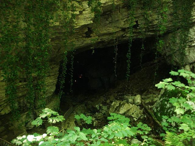 voroncovskaya peshera Воронцовские пещеры