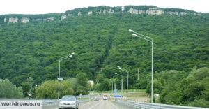 дорога 300x156 Канатная дорога Адыгея