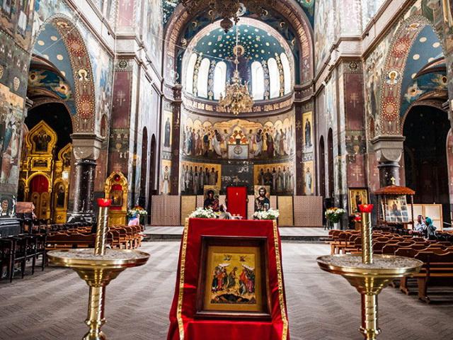 5192416bde8b5 Мужской монастырь Нового Афона