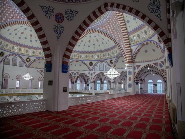 %name Джума – мечеть