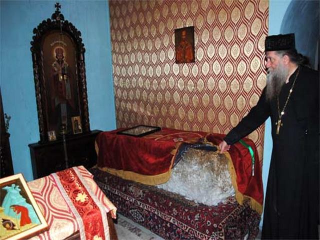 abhazia2 Каманский монастырь святого Иоанна Златоуста