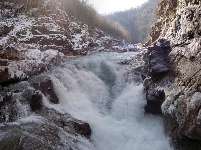gr ushel3 Гранитный каньон