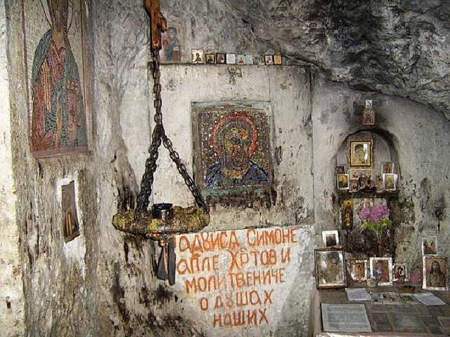 novoafonskij monastyr Мужской монастырь Нового Афона