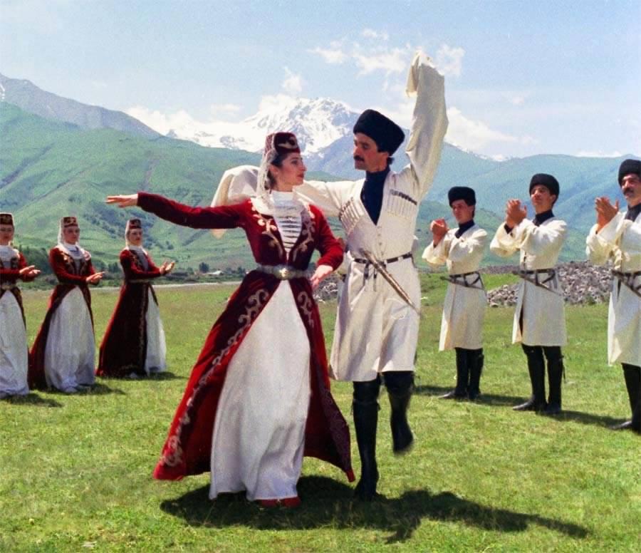 Культура грузии презентация
